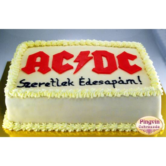 AC/DC torta