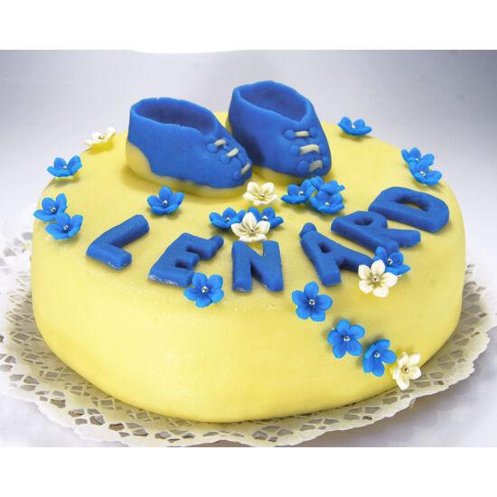 Babaváró alkalmi torta