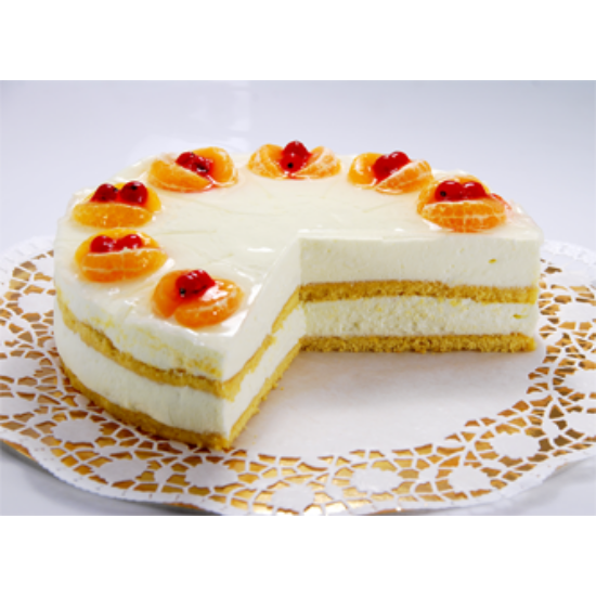 Túró torta (cukormentes)