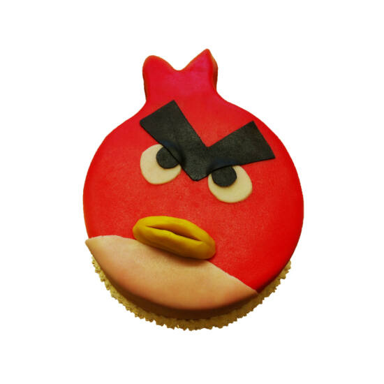 Angry birds torta, tortarendelés Pingvin Cukrászda Vác